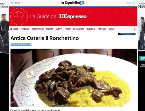 La Repubblica.it: Le Guide de l'Espresso